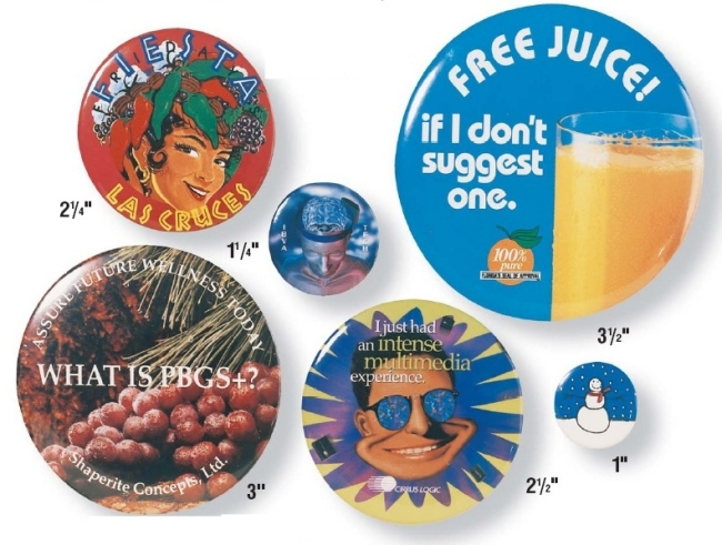 Advertising Buttons