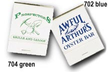 Cheap Matchbooks