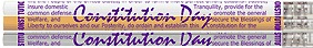 Pencils with Patriotic Designs - Constitution Day Patriotic Pencil