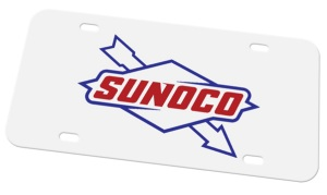 Promotional Auto Accessories such as Custom Car Plates