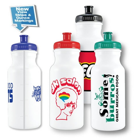 20 Ounce Cycling Water Bottle