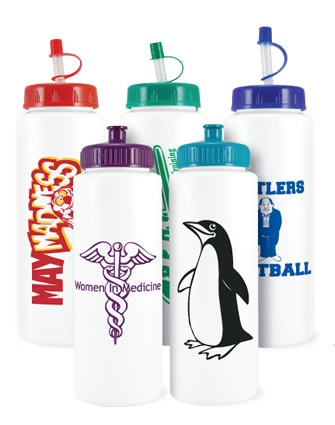 32 Ounce Cycling Bottle