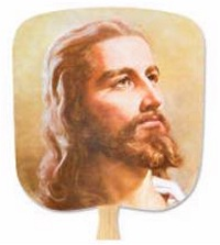 Christ the Lord Hand Fan