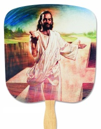 I Am the Way Hand Fan