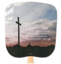 John 3:16 Religious Fan