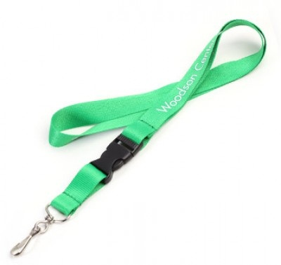 Custom Printed Lanyard with Quick Release