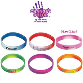 Color Changing Mood Bracelets