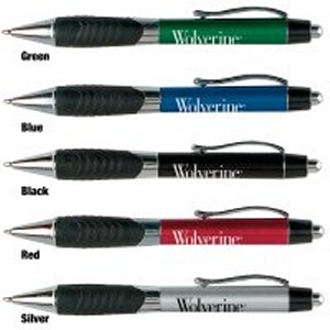 Promotional Custom Printed Wolverine Click Pens