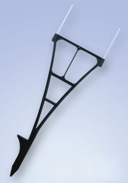 Plastic Sign Stakes and Stands