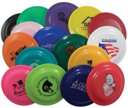 """5"""" Flying Disk Frisbees"""