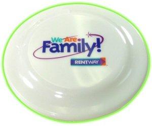 5-inch Glow in the Dark Child Safe Frisbee