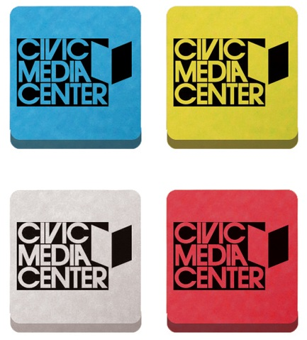 Custom Printed Erasers