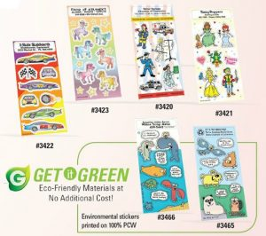Healthcare Products - Sticker Sheets
