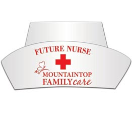 Paper Nurses Hat