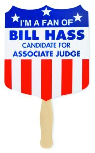 I'm A Fan Of... Political Campaign Hand Fans