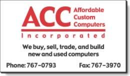 Magnetic Business Card Sample Design