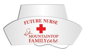 Healthcare Products - Paper Nurses Hats