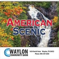 American Scenic 2020 Calendar Cover