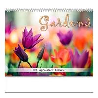 Gardens 2020 Calendar Cover
