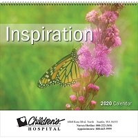 Inspiration 2020 Wall Calendar Cover