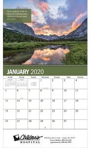 Inspiration 2020 Wall Calendar