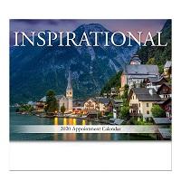 Scenic Inspirational 2020 Calendar Cover
