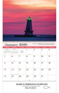 Religious Reflections 2020 Calendar
