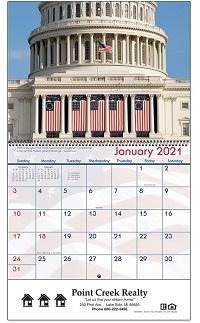2021 Scenic Calendars