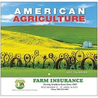 2021 American Scenes Calendars - Agriculture