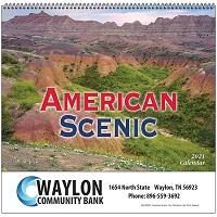 2021 American Scenes Calendars