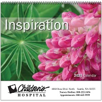 Cover of 2021 Inspiration Calendar