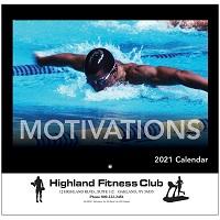 Cover of Motivations Calendar
