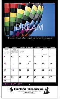Motivations Inspirational Calendars