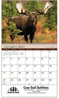 2021 Wildlife Calendar